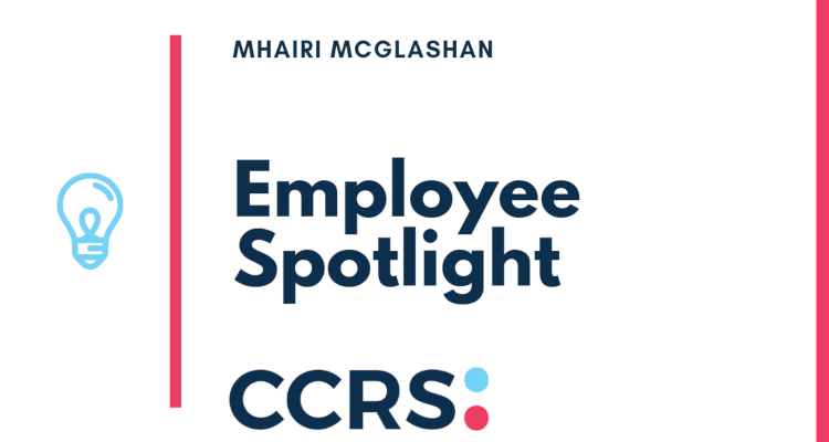 employee spotlight-working at ccrs