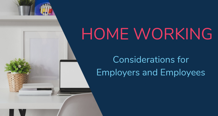 Home Working Considerations - CCRS Brokers