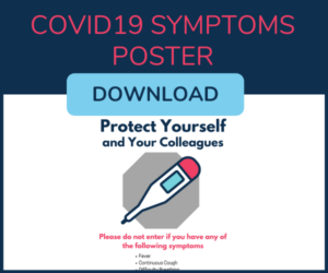 Covid-19 Symptoms Poster Download